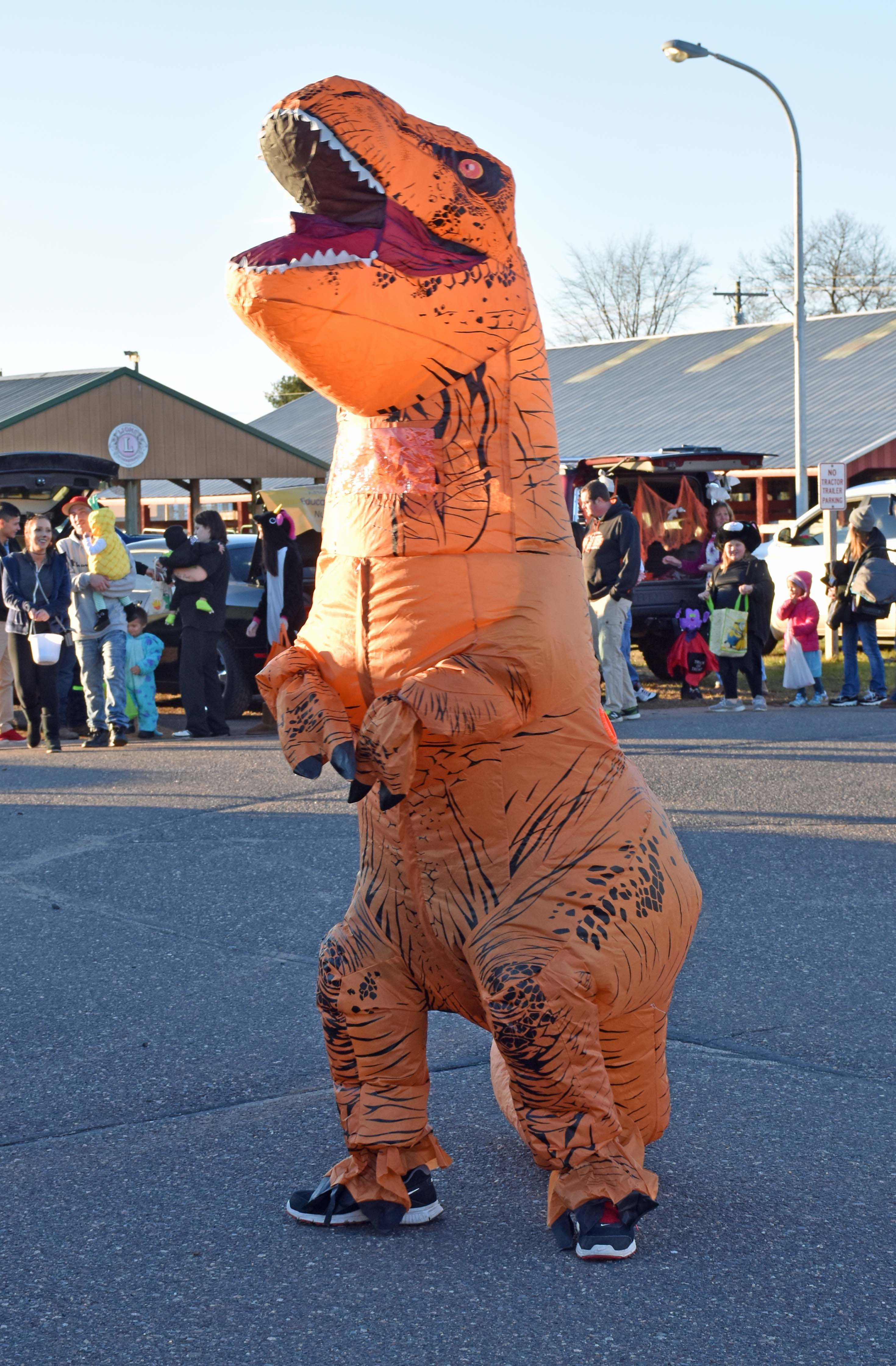 Trunk or Treat 2018 1