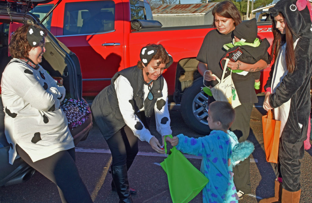 Trunk or Treat 2018 8