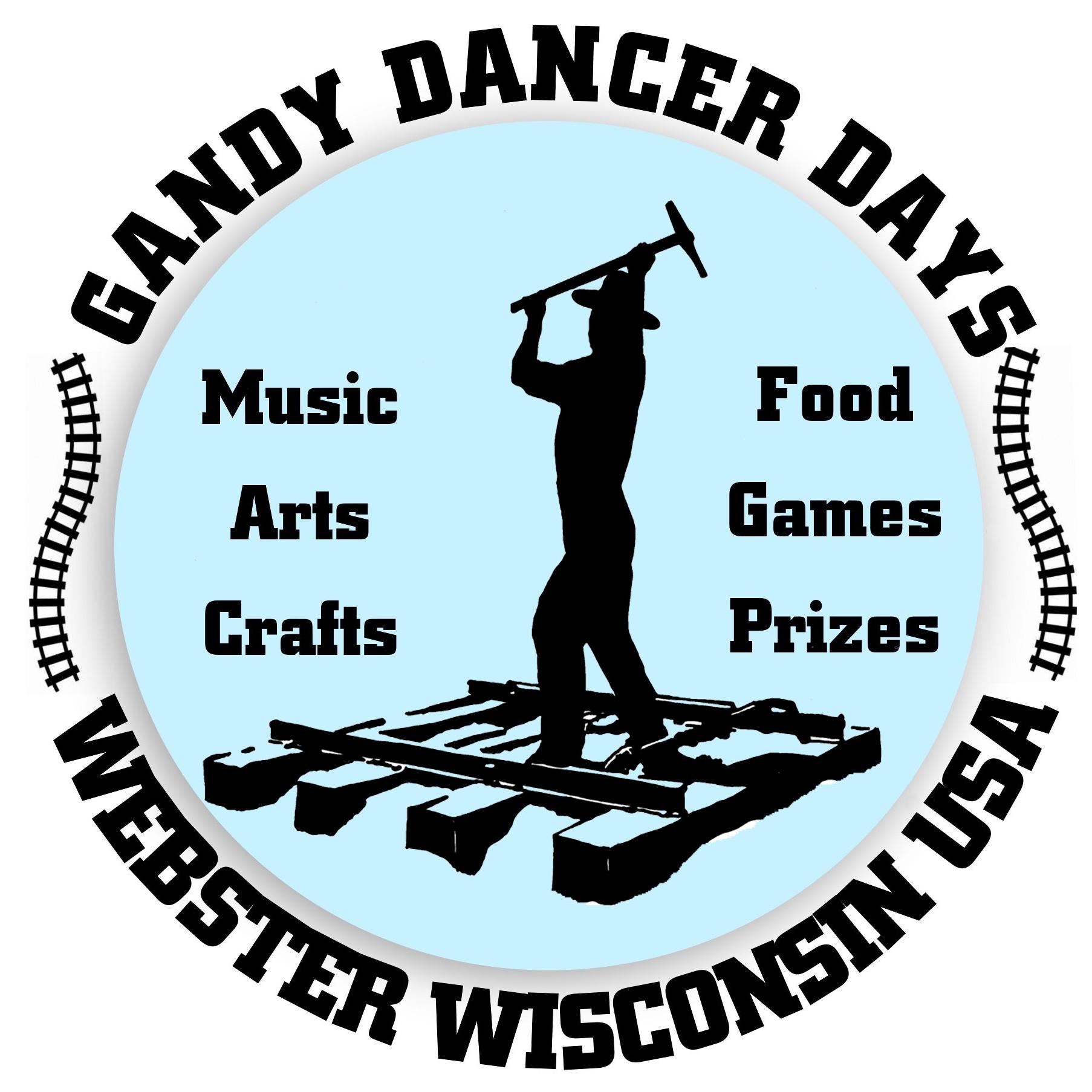 Gandy Dancer Days, Webster, WI